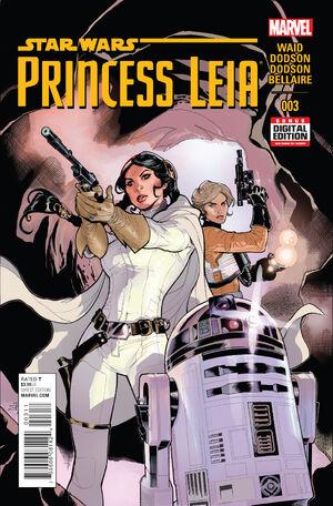Princess Leia Vol 1 3