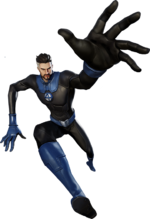 Reed Richards (Earth-TRN789) from Marvel Super War