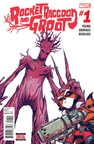 Rocket Raccoon and Groot Vol 1 1