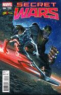 Secret Wars Vol 1 4 Comicxposure Variant