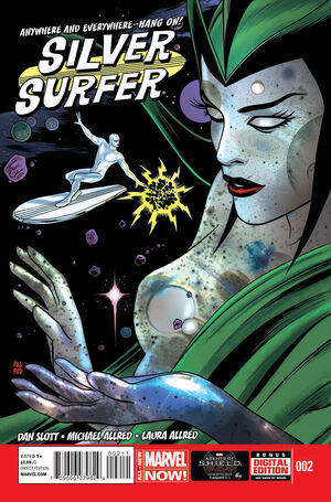 Silver Surfer Vol 7 2