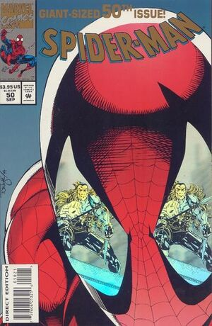 Spider-Man Vol 1 50