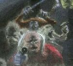 Super-Apes (Earth-7187) from Mythos Fantastic Four Vol 1 1 001