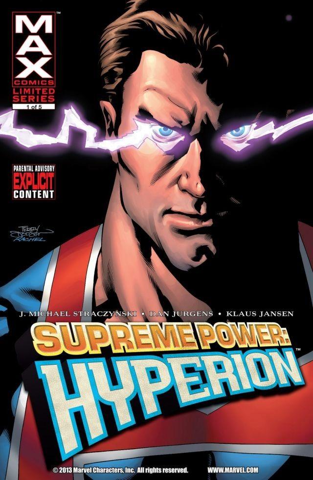 Hyperion Comic Books - Marvel Database - FANDOM powered by Wikia Hyperion Comic Books - 웹