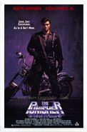 The Punisher (1989 film) Poster 001