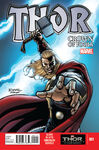 Thor Crown of Fools Vol 1 1