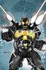 Venom Vol 4 25 Greg Horn Art Iron Lion Exclusive Variant B