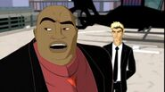 Wilson Fisk (Earth-760207) and Federal Bureau of Investigation (Earth-760207) from Spider-Man The New Animated Series Season 1 2 0001