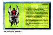 X-Factor Vol 1 65 Bonus Sheet 1