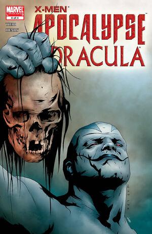 X-Men Apocalypse vs. Dracula Vol 1 4