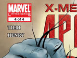 X-Men: Apocalypse vs. Dracula Vol 1 4