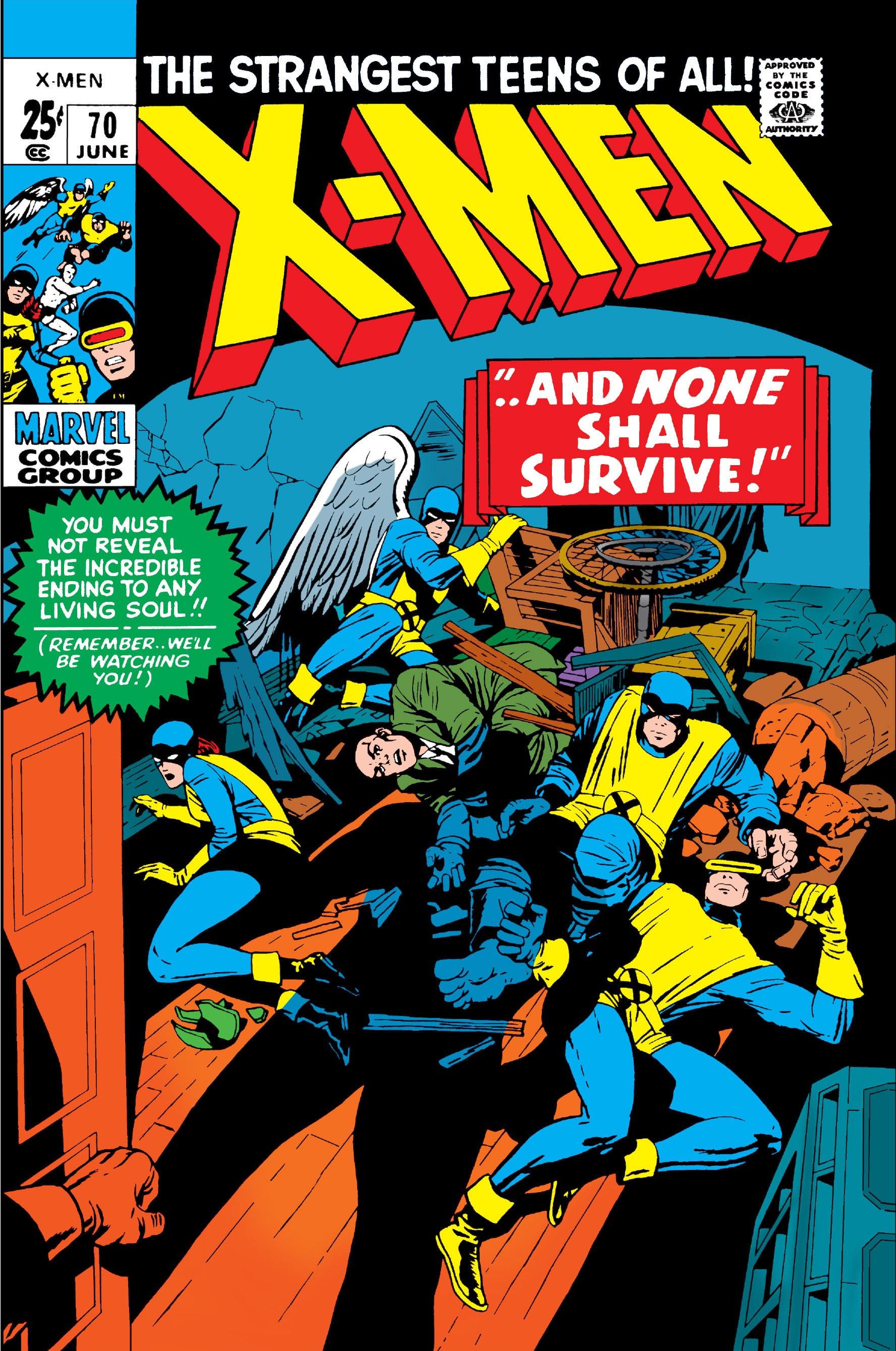 X-Men Vol 1 70