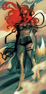 Aldrif Odinsdottir (Earth-TRN609) from Angela Queen of Hel Vol 1 4 001