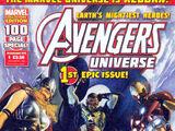 Avengers Universe (UK) Vol 2