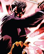 Azazel (Earth-616) from Weapon X Vol 3 25 003