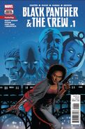 Black Panther and the Crew Vol 1 1