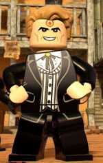 Bullseye (Lester) (Old West) (Earth-13122) from LEGO Marvel Super Heroes 2 0001