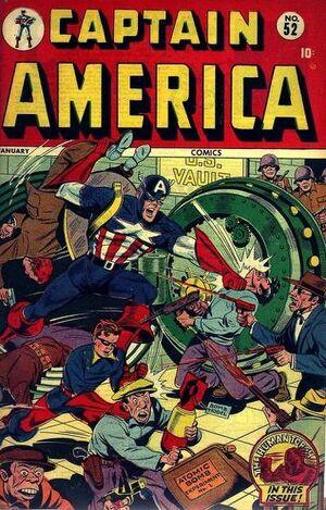 Captain America Comics Vol 1 52