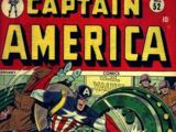 Captain America Comics Vol 1 52