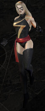 Carol Danvers (Earth-6109) from Marvel Ultimate Alliance 0001