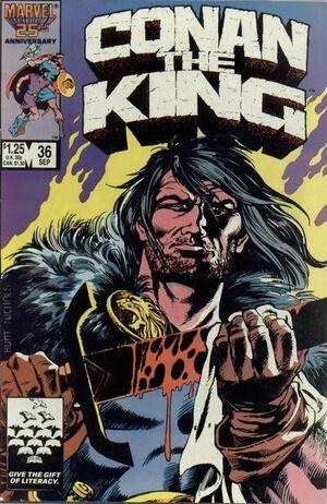 Conan the King Vol 1 36
