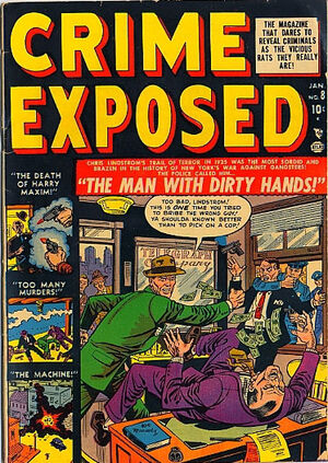 Crime Exposed Vol 2 8