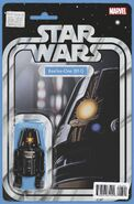 Darth Vader Vol 1 23 Action Figure Variant