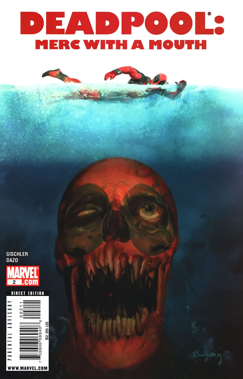 Deadpool Merc with a Mouth Vol 1 2