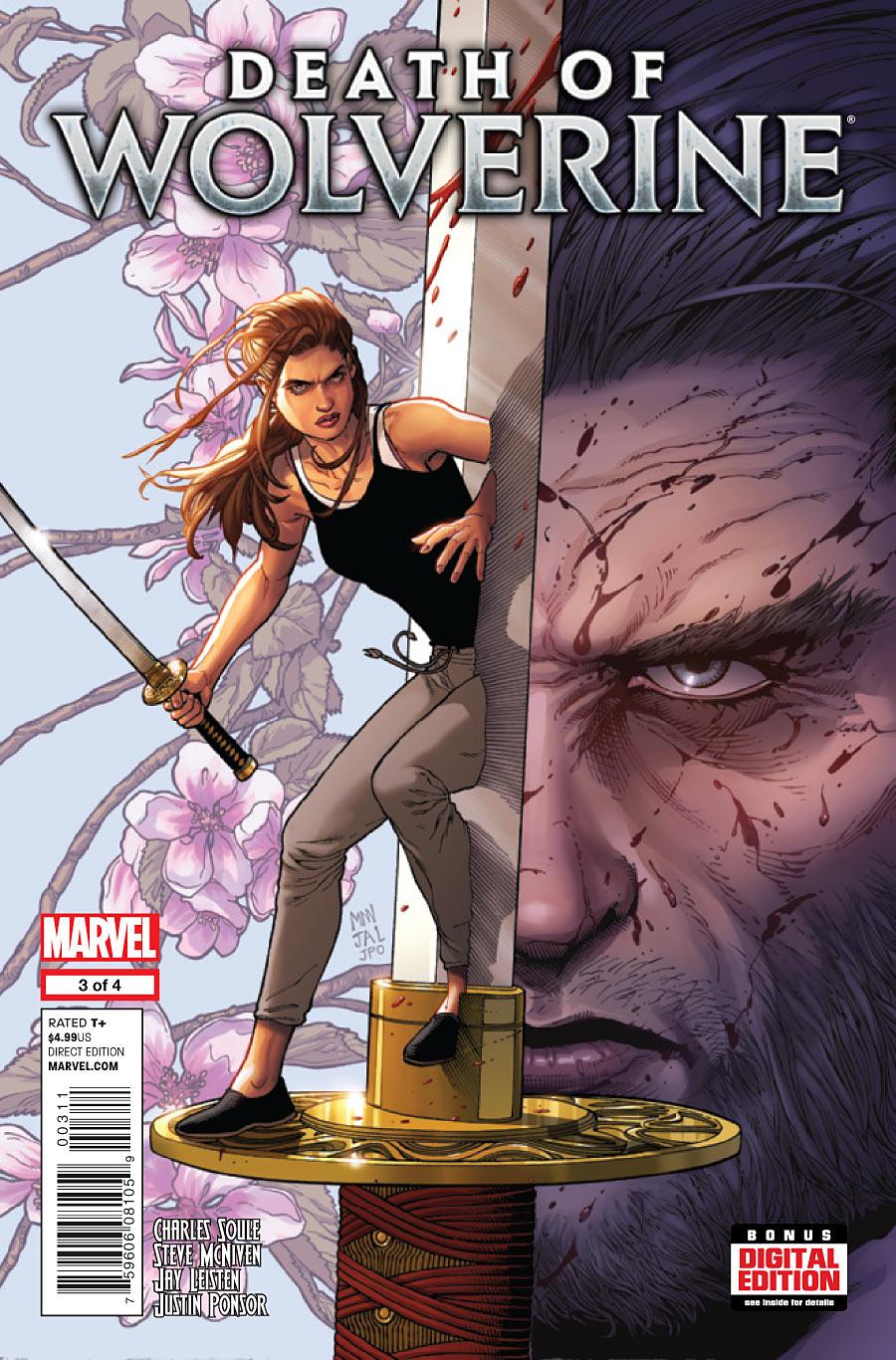 Death of Wolverine Vol 1 3