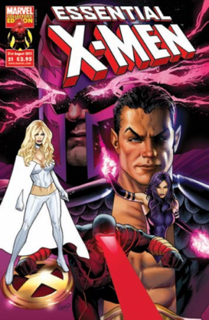 Essential X-Men Vol 2 21