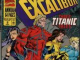 Excalibur Annual Vol 1 2