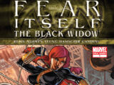 Fear Itself: Black Widow Vol 1 1