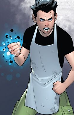 Franklin Richards (Earth-616) from Fantastic Four Vol 6 10 001