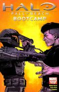 Halo Fall of Reach - Boot Camp Vol 1 4