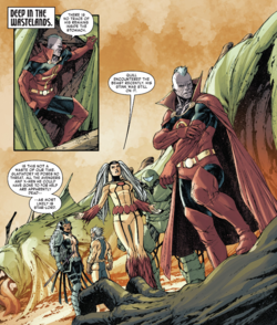 Imperial Guard (Earth-21923) from Old Man Quill Vol 1 6 001