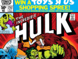 Incredible Hulk Vol 1 252