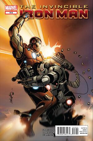 Invincible Iron Man Vol 1 513