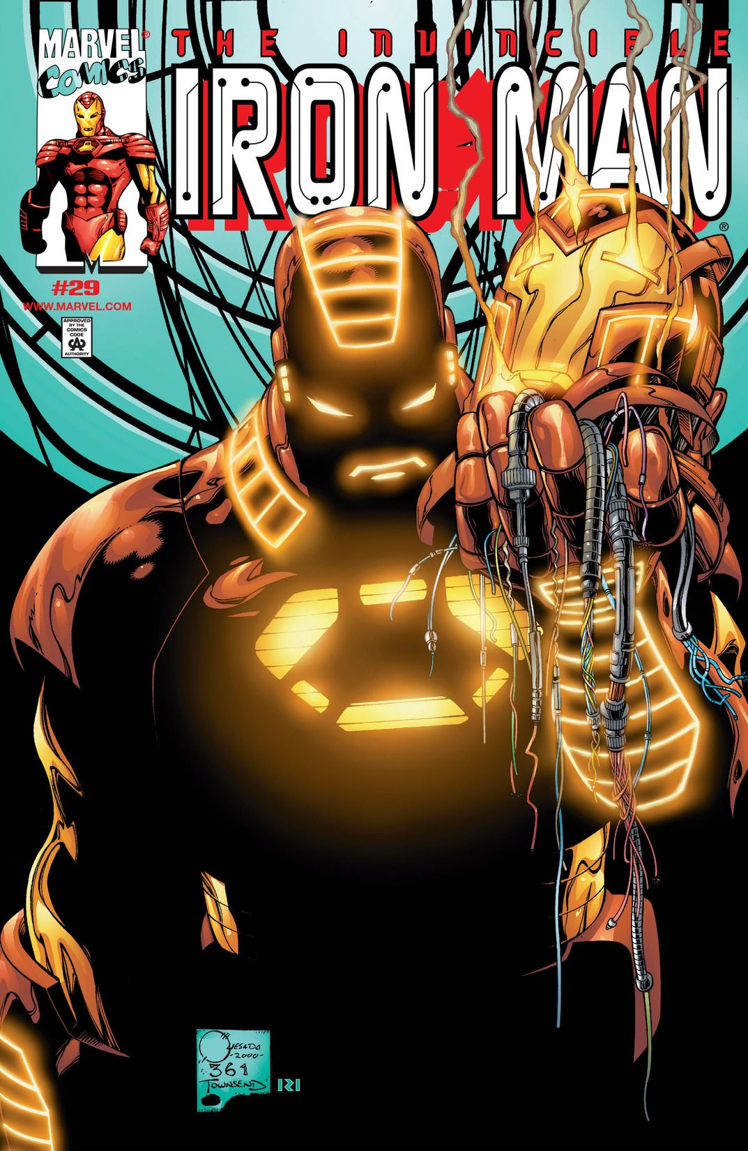 Iron Man Vol 3 29