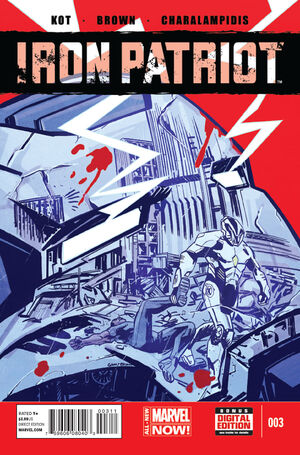 Iron Patriot Vol 1 3