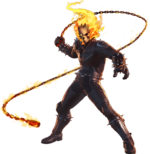 Johnathon Blaze (Earth-TRN765) from Marvel Ultimate Alliance 3 The Black Order