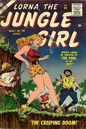 Lorna, the Jungle Girl Vol 1 25