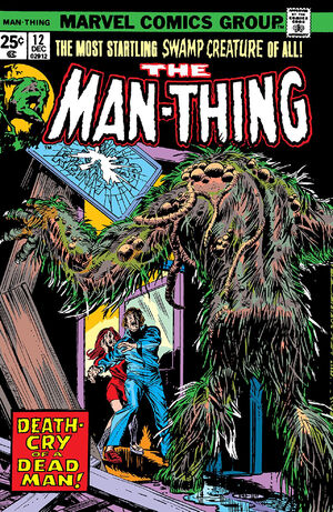 Man-Thing Vol 1 12