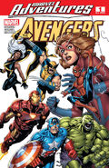 Marvel Adventures The Avengers Vol 1 1
