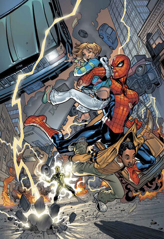 File:Marvel Knights Spider Man Vol 1 3 Textless.jpg
