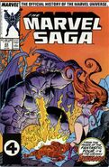 Marvel Saga the Official History of the Marvel Universe Vol 1 23