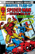 Marvel Team-Up Vol 1 72