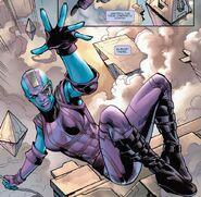 Nebula (Earth-199999) from Marvel's Guardians of the Galaxy Prelude Vol 1 1 002