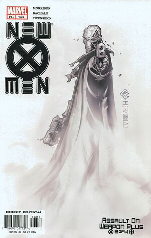 New X-Men Vol 1 143