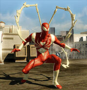 Peter Parker (Earth-6109) from Marvel Ultimate Alliance 2 0002