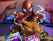 Peter Parker (Earth-TRN461) from Spider-Man Unlimited (video game) 057